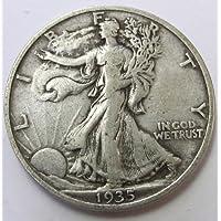 1935 libertad de caminar medio dólar
