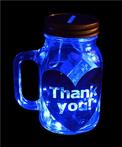 Lightworks Labs Illuminated Tip Jar For Uber Drivers Blue Blue Buy Online In Zambia At Zambia Desertcart Com Productid 43991016