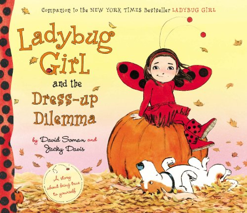 Easy Halloween Costumes Ideas For Teenage Girls (Ladybug Girl and the Dress-up Dilemma)
