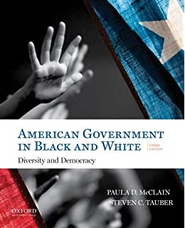 American government in black and white paula d mcclain steven c american government in black and white diversity and democracy fandeluxe Choice Image