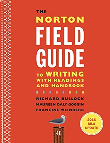 the norton field guide to writing with readings and handbook fourth rh amazon com amazon kindle user guide 4th edition Kindle Fire 6