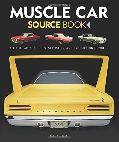 Muscle Car Source Book: All the Facts, Figures, Statistics,