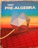 Pre-Algebra 1992, Nichols, 0030470684