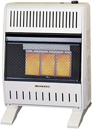 ProCom MNSD3TPA BB Dual Fuel Ventless Infrare