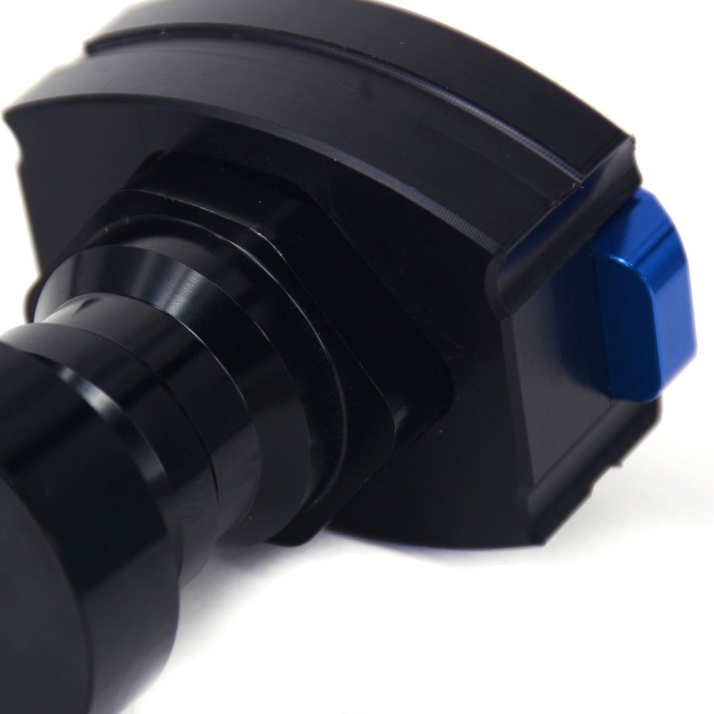 /2012/09/10/11/Moto AnXin Telaio Crash Pad Motore Statore Copertura Slider Falling Protector per Yamaha YZF600/YZF-r6/YZF R6/2008/