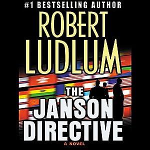 The Janson Directive Audiobook