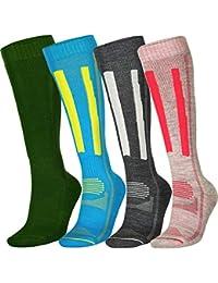 Alpine Thermal Performance Socks Merino Wool for Winter Hiking Skiing  Snowboarding 592286213