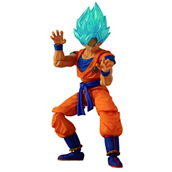 Dragon Ball Evolve-Goku SSB (Bandai 36271): Amazon.es: Juguetes y ...