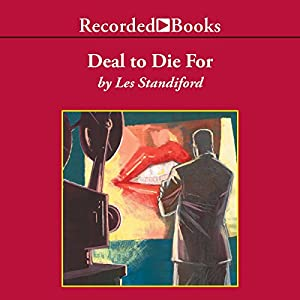 Deal to Die For Hörbuch
