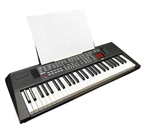 Electronic Music Piano Digital Keyboard - 54 piano keys by Excite