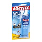 Loctite 908570 3oz 2.7 Oz Tub Clear Silicone Waterproof Sealant