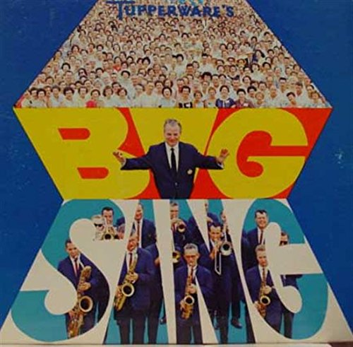 Price comparison product image TUPPERWARE BIG SING 1961 JUBILEE 45 rpm single