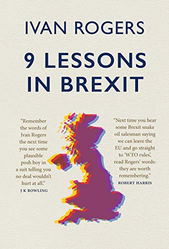 Image result for 9 lessons in brexit