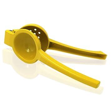 SOSAWEI Exprimidor de limón Manual-Jugo Extractor Simple Press Mano Lima cítricos JuicerSafe exprimidor rápido