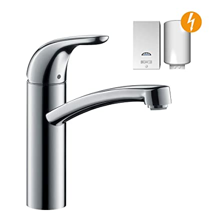 Enjoyable Hansgrohe Single Lever Kitchen Mixer Focus E Low Pressure Download Free Architecture Designs Intelgarnamadebymaigaardcom