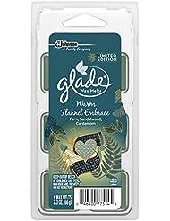 Glade Wax Melts Warm Flannel Embrace 2.3 OZ