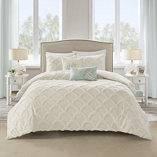 Harbor House Cannon Beach Comforter Set, White