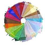 Image of Pandahall Organza Gift Bags