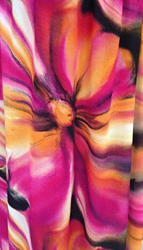 Lili Damen Kleid mehrfarbig mehrfarbig 36 n6CJu