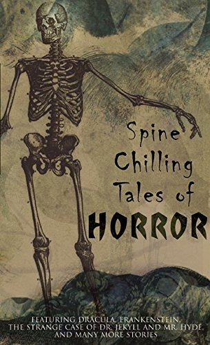Spine Chilling Tales of Horror:A Caedman (Halloween Books On Tape)