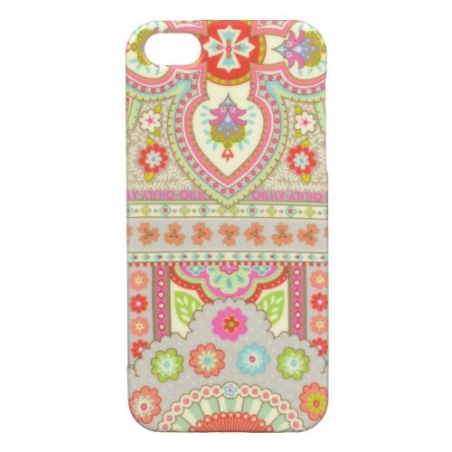 Oilily Spring Ovation iPhone 5 Case Ivory