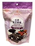 Chercher 芝麻糖 All Natural Low Sugar Sesame with Almond Candy 4.23 oz (3 packs)