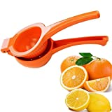 quality juicer - Lemon Squeezer Juicer Extractor Manual - Premium Quality Stainless Steel Citrus Press Juicer ( Yellow/Orange Big) (B Orange Big)