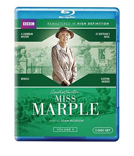 Miss Marple: Volume Three [Blu-ray]