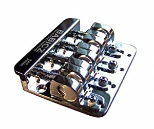 babicz fch4chp full contact hardware 4 string bass bridge chrome musical instruments. Black Bedroom Furniture Sets. Home Design Ideas