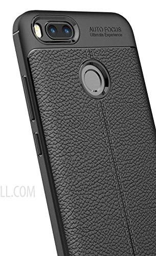82f1926a194 AutoFocus Xiaomi Mi A1 Phone Cover Black  Amazon.in  Electronics