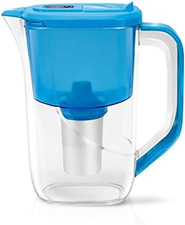 MYD888 Jarra purificadora de Agua Filtro de Agua de 2,4 l de ...