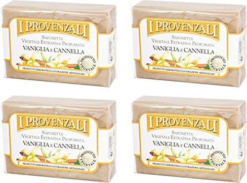 i-provenzali-vaniglia-e-cannella-vegetable-perfumed-soap-vanilla-and-cinnamon-scent-35-ounce-100g-pa