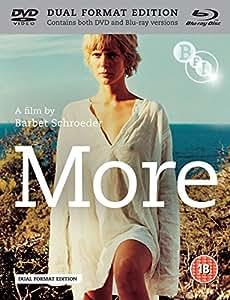 More (DVD + Blu-ray) [1969] [Reino Unido]