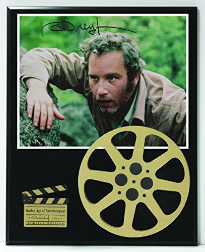 Richard Dryfuss Limited Edition Reproduction Autographed Movie Reel Display