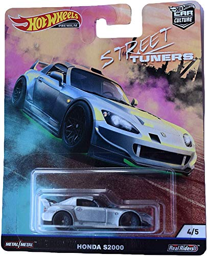 Hot Wheels Car Culture Honda S2000 4/5, Silver