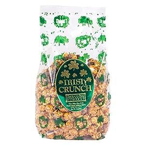 The South Bend Chocolate Company Caramel Corn Irish Crunch Gift Bag - 1 lb