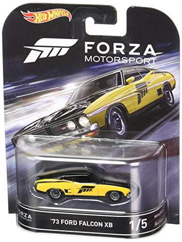 Hot Wheels Retro Entertainment Diecast '73 Ford Falcon XB Vehicle Ford Falcon