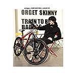 YGRSJ-26Wheel-Mountain-Bike-24-velocit-Cruiser-Bicycle-Beach-Ride-Travel-Sport-BiancoRossoWhite