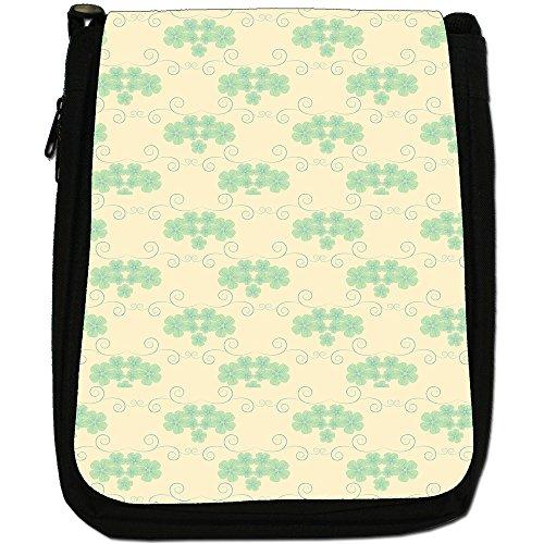 A L'épaule Snuggle Green Dainty Porter À Pattern Fancy Femme Flower Pour Sac pT4U4q