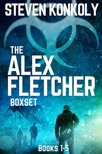 THE ALEX FLETCHER BOXSET (Books 1-5): A Modern Thriller Series by [Konkoly, Steven]
