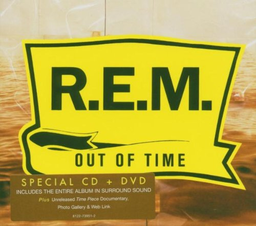 Out of Time (CD + DVD-A) (Dig) by Rhino