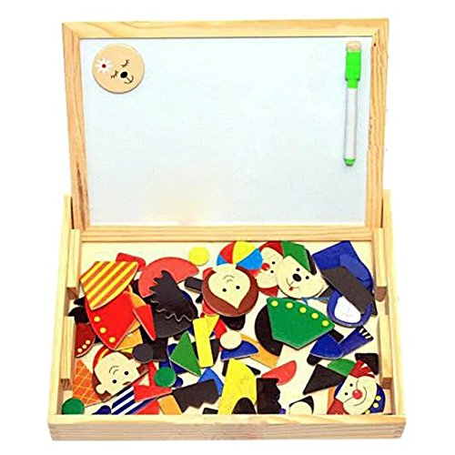 Wooden Toy Jigsaw Puzzle Children Play Set Toy