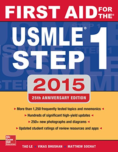 First Aid for the USMLE Step 1 2015 (First Aid USMLE) Pdf