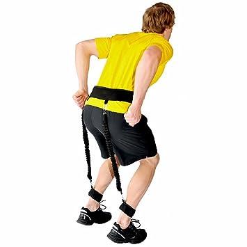 Banda de Resistencia Fitness banda elástica banda musculación para piernas Squat deporte eizur látex Kit de