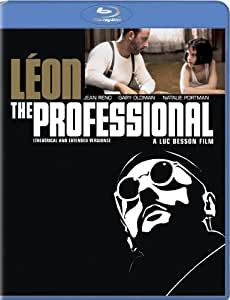 Léon the Professional (Theatrical and Extended Edition) [Blu-ray]