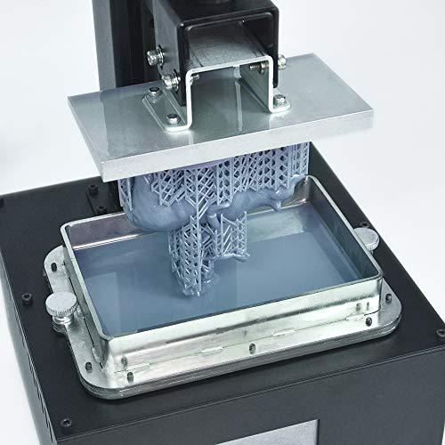 Longer Impresora 3D Resina LCD Luz Curado Resina Estándar Rápido ...