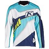 KLIM XC Lite Jersey XL Blue