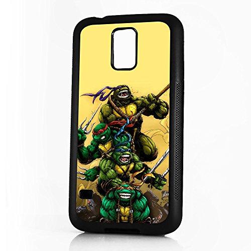 galaxy s5 case ninja turtles - 3