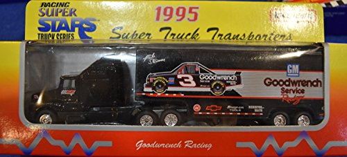 Mike Skinner Racing - MATCHBOX MIKE SKINNER GOODWRENCH RACING TRUCK SERIES RACING TRANSPORTER DIE-CAST