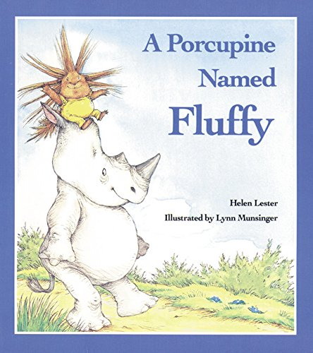 A Porcupine Named Fluffy